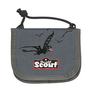 Scout Brustbeutel Green Dino