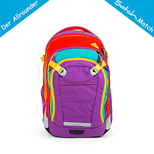 Satch Match Schulrucksack Flash Runner