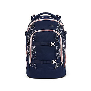 Satch Pack Bloomy Breeze Schulrucksack