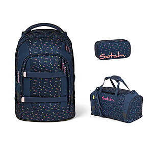 Satch Pack Funky Friday Schulrucksack Set 3tlg