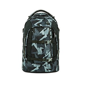 Satch Pack Gravity Grey Schulrucksack