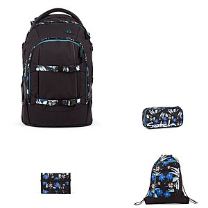 Satch Pack Magic Mallow 4 tlg. Schulrucksack Set