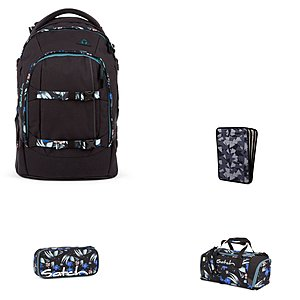 Satch Pack Magic Mallow 4 tlg. Set Schulrucksack