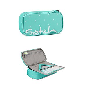 Satch Schlamperbox Mint Confetti