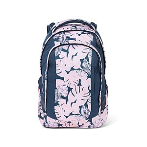 Satch Sleek Botanic Blush Rucksack