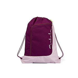 Satch Sportbeutel Solid Purple