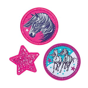 Scout Funny Snaps 3er Set Lucky Horses