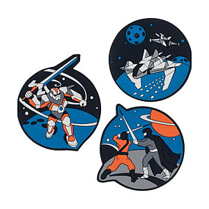 Scout Funny Snaps Star Commander 3tlg. Set
