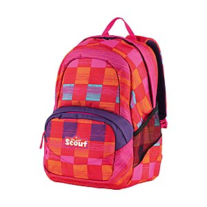 74550295ecc71 Scout Rucksack X Pink Rainbow