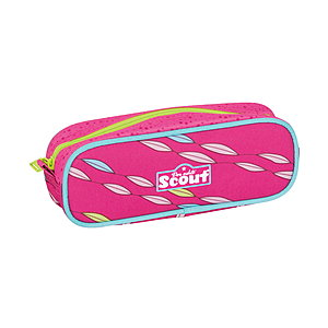 Scout Schlamper-Etui Pink Butterfly