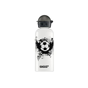 Sigg Trinkflasche King of the Pitch 0,6 Liter, 8322.50 Fußball