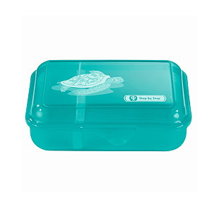 Step by Step Lunchbox Happy Turtle