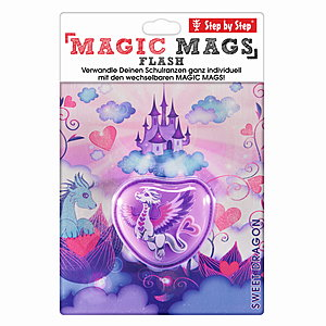 Step by Step Magic Mags Flash Sweet Dragon