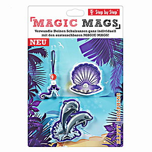Step by Step Magic Mags Happy Dolphins 3 teilig