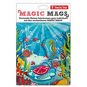 Step by Step Magic Mags Happy Turtle
