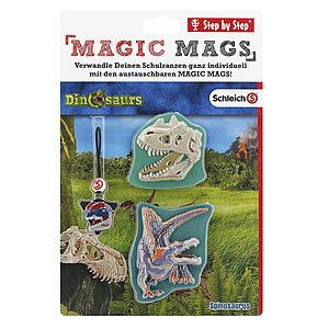 Step by Step Magic Mags Schleich®, Lisa & Storm
