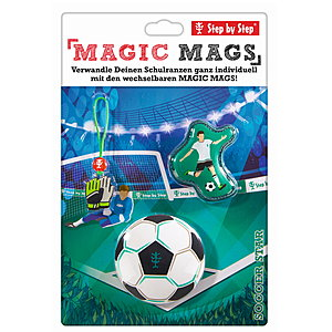 Step by Step Magic Mags Soccer Star