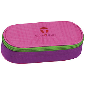 Take it Easy Etui Box XL, Light Nylon 216 pink grün