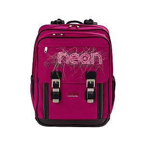 Schulrucksack Classic Plus Neon 233, Mädchen