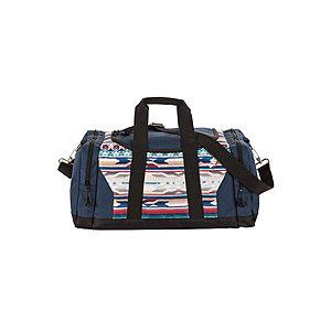 4You Igrec Sportbag M 272, Sporttasche Ethno blau