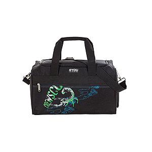 4YOU Flash Sporttasche M 175 Scorpion mit Nassfach