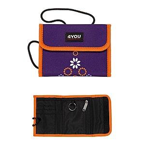4You Money Bag Geldbörse Flash Lace Farbe Nr. 419