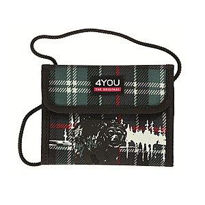 4YOU Money Bag Brustbeutel Farbe 431