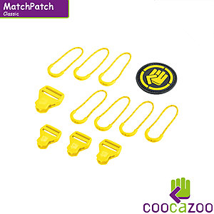 coocazoo Match Patch Classic Buttercup