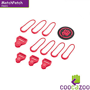 coocazoo MatchPatch Classic Hibiscus