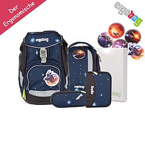 ergobag pack Blaue Galaxie KoBärnikus spez.Edition Schulrucksack