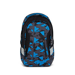 satch sleek Blue Triangle Rucksack