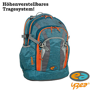 0e2c96a1ed1b3 YZEA Schulrucksack Pro Wave 32 L Volumen