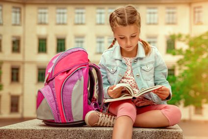 Geschenkidee zur Einschulung - Bücher